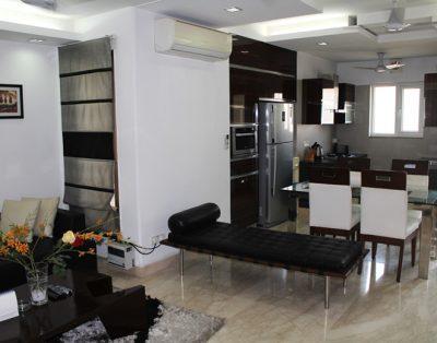 Service Apartments in Saket