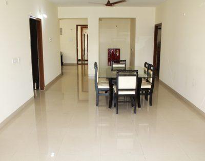 3 BHK Service Apartment in Hitec City