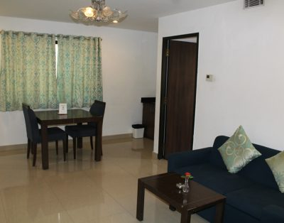 1 BHK Serviced Apartments Ekkatuthangal