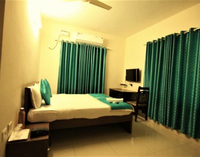 1bhk Service Apartments Madhapur Hyderabad