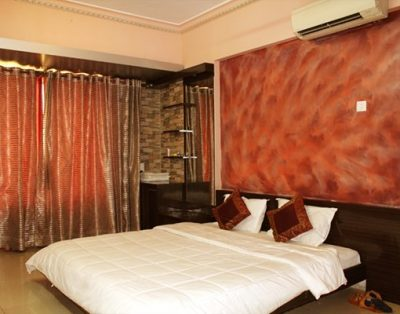 2 BHK Serviced Apartments IIT Powai Mumbai