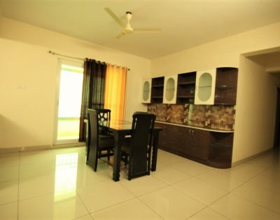 3 BHK serviced Apartments in Madhapur Hyderabad