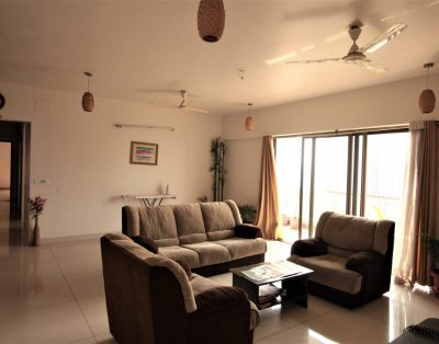 4 BHK Service Apartment in Hinjewadi Pune