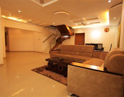 4 BHK Service Apartment in Kharadi Pune