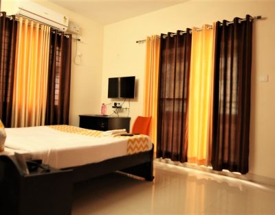 3 BHK Service Apartments in Madhapur Hyderabad
