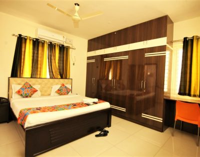 3 BHK Serviced Apartment in Madhapur Hyderabad