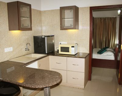 1 BHK Service Apartments in HSR Layout Bangalore