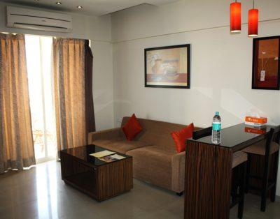 1 BHK Service Apartment in Kharadi Pune