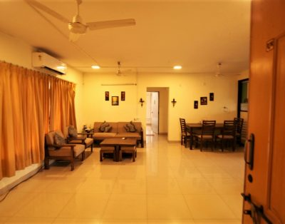2 BHK Serviced Apartment in BKC