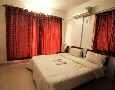 2 BHK Service Apartment in BKC