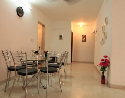 3 BHK Corporate Serviced Apartment in Kurla West