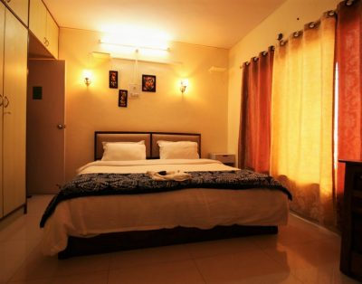 3 BHK Service Apartment in BKC