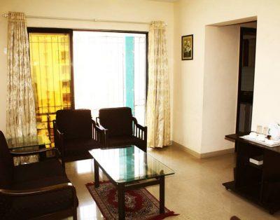 Service Apartments in Seepz Mumbai