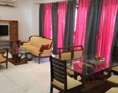 3 BHK Service Apartments in Kalanagar Bandra East
