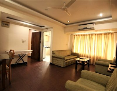 1 BHK Service Apartment in Worli