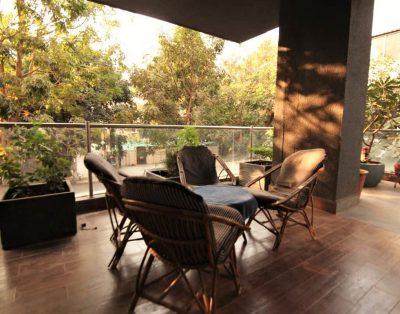 4 BHK Service Apartment near Phoenix Marketcity Viman Nagar