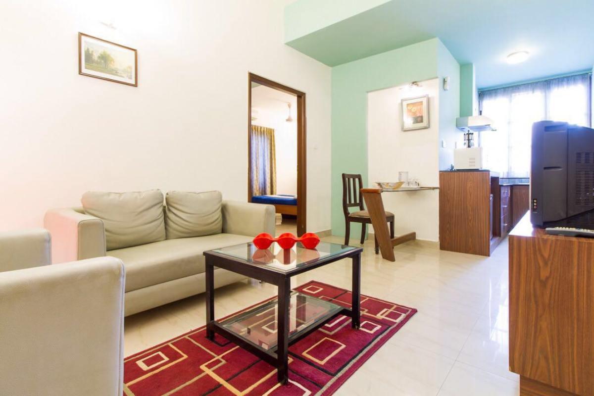 2 BHK Service Apartment in Madhava Nagar, Bengaluru