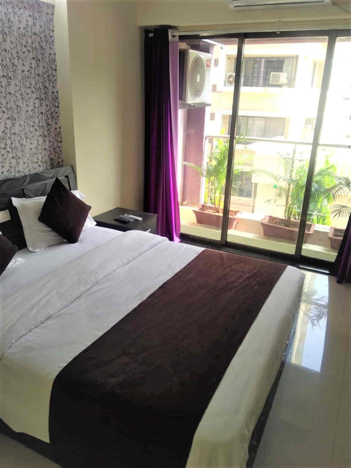2 BHK Service Apartment in BKC- Bandra