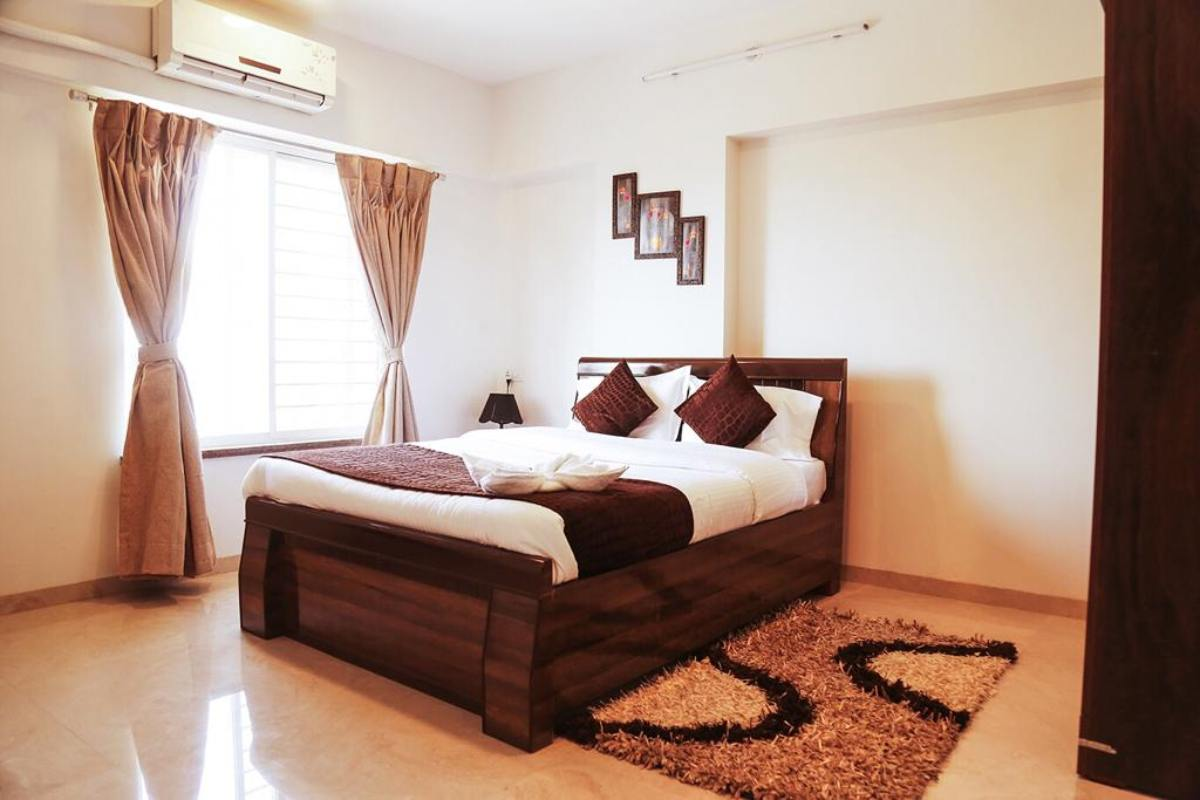 4 BHK Service Apartment in Kalina- Santacruz